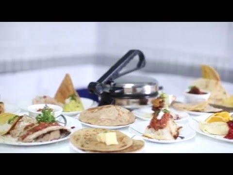 Maharaja Whiteline Uno Roti Maker
