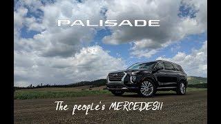 2020 Hyundai Palisade Review - More Luxurious AND Cheaper than the Kia Telluride?!?!