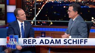 Rep. Adam Schiff: Republican Congresspeople Need To Vote Their Conscience