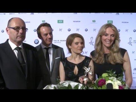 BR-Serie Dahoam is Dahoam gewinnt Felix Burda Award 2016