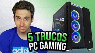 5 COSAS que deberías probar en tu PC GAMING