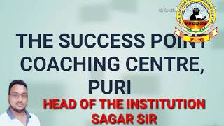 THE SUCCESS POINT COACHING CENTRE, PURI        HAPPY CHILDREN 'S DAY