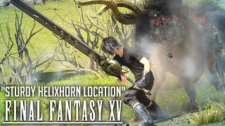 Final Fantasy XV: EASY