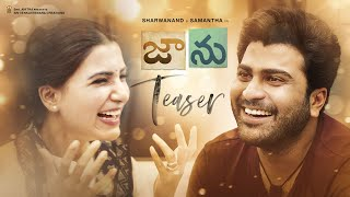 Jaanu Teaser - Sharwanand, Samantha