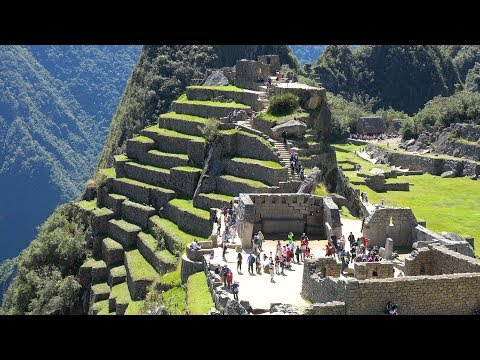 Machu Picchu, Peru in 4K Ultra HD
