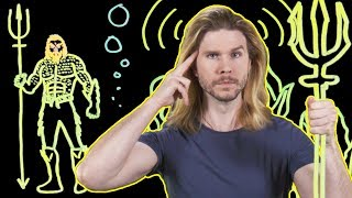 How Aquaman's Body Survives the Sea