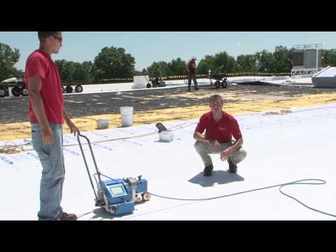 New Carlisle TPO Roofing System Project
