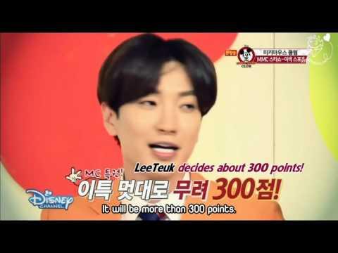 [JHH][Engsub] Mickey House Club Ep11 with Super Junior Eunhyuk