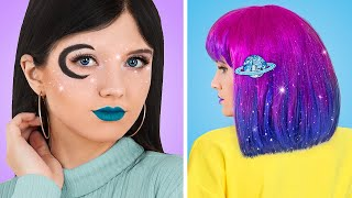 Are You Ready to Party? / Genius Fashion and Beauty Hacks to Rock a Galaxy Party!