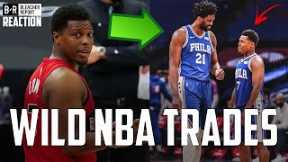 4 Blockbuster NBA Trades That Would BLOW UP The Playoff Race...
