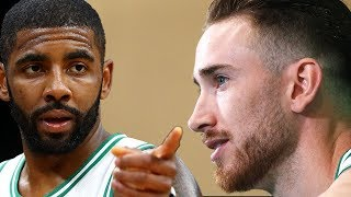 Kyrie Irving Calls Out Gordon Hayward For NOT Being AGGRESSIVE Enough
