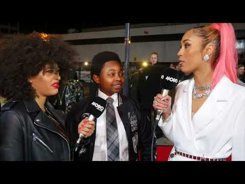 Chicken Connoisseur | Red Carpet Interview | 2017 MOBO Awards