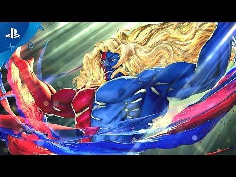 Street Fighter V: Champion Edition ? Trailer de Jogabilidade de Gill | PS4