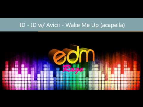 Baixar ID - ID (Original Mix) w/ Avicii & Aloe Blacc - Wake Me Up (acapella) / #HARDWELL TOMORROWLAND ID