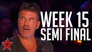 America's Got Talent 2019! | WEEK 15 | SEMI-FINALS | Got Talent Global