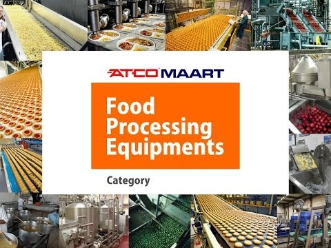 Buying the right Food Processing Equipment!