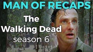 RECAP!!! - Walking Dead: Season 6