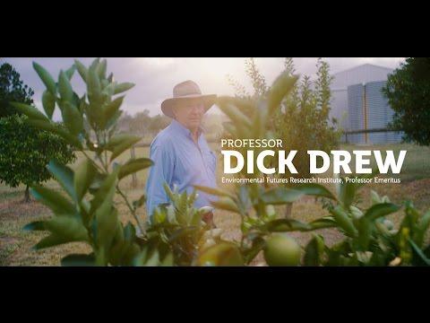 Remarkable People - Professor Dick Drew