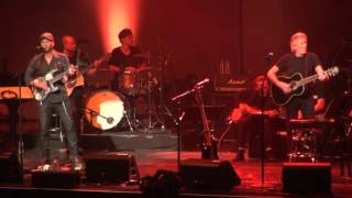 """Tom Morello """"Ghost of Tom Joad"""" w/Roger Waters and Wounded Warriors"""