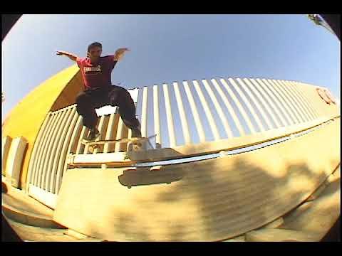 Video ALMOST Skateboard IVY LEAGUE IMPACT LIGHT Max Geronzi