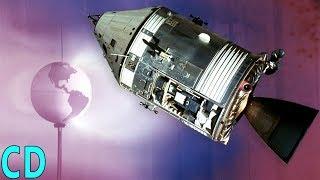 How did Apollo deal with the Van Allen radiation belts ?