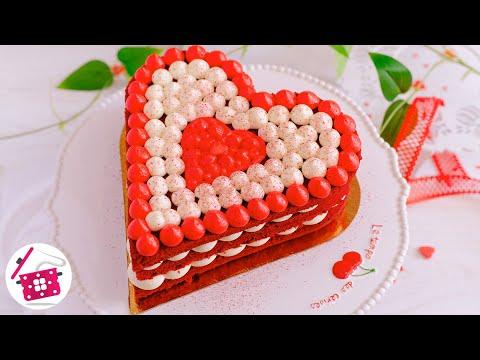 Муж ОБАЛДЕЛ от ТАКОГО Торта!  Готовим Дома ТОРТ КРАСНЫЙ БАРХАТ Red Velvet Cake