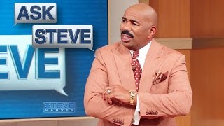 Ask Steve: Steve Harvey VS. Church ladies  || STEVE HARVEY