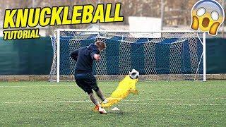 Come Imparare un tiro KNUCKLEBALL in modo SEMPLICE - Free Kick CR7 Tutorial