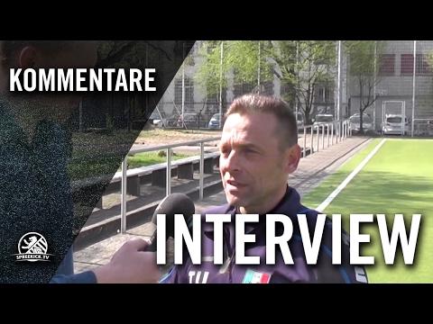 Weltmeisterliches Zwischenfazit! - Interview mit Thomas Häßler (Trainer Club Italia) | SPREEKICK.TV