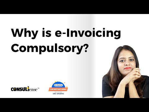Consequences of not following the E- invoicing provisions