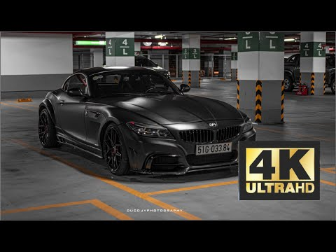 BMW Z4 Độ Full Wide Body ft Khoa Sen |DDmedia| 4k