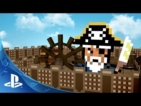 Pixel Piracy Trailer