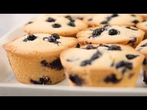 Gluten-Free Blueberry Muffins with Jenny Kawaja