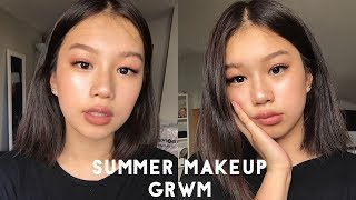EASY SUMMER MAKEUP | Get Ready With Me
