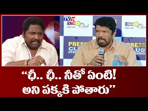 Kalyan Dileep Sunkara comments on Posani targeting Pawan Kalyan