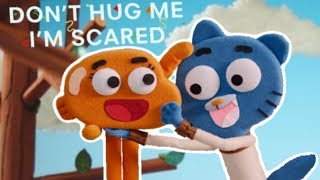 NEW FOOTAGE From Gumball/Don't Hug Me I'm Scared Episode!