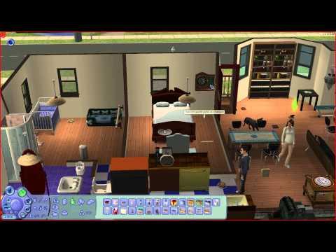 Ein Häusschen am Stadtrand #26 Die Sims 2 - Alle Addons - Gameplay [1080p]