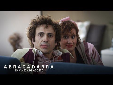 ABRACADABRA. Intercambio de parejas. En cines 4 de agosto.