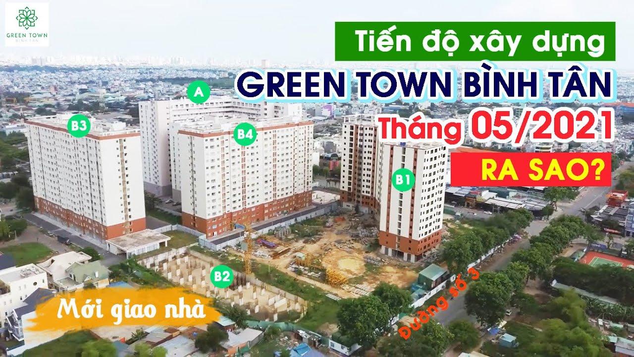 Chính chủ bán Green Town Bình Tân 49m2 giá rẻ ở liền, cần bán ra gấp. LH: 0934022839 video