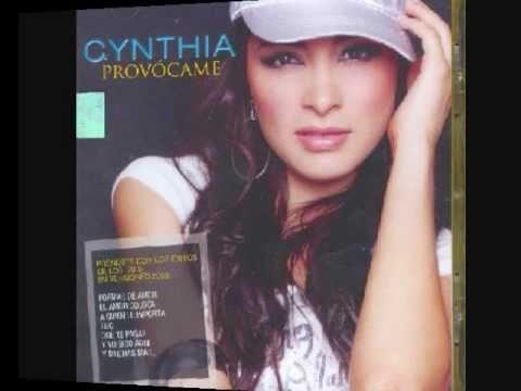 QUE BELLO (BALADA) Cynthia (CD) (fotoclip).wmv