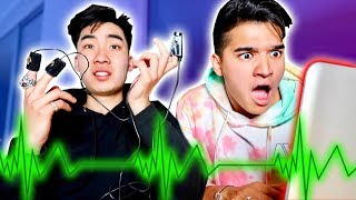 LIE DETECTOR TEST on RICEGUM!