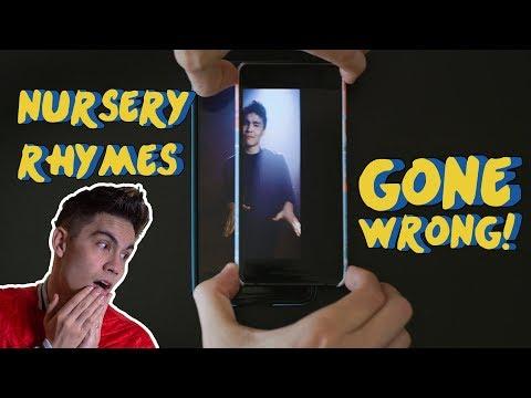 Nursery Rhymes... GONE WRONG! ft Sam Tsui