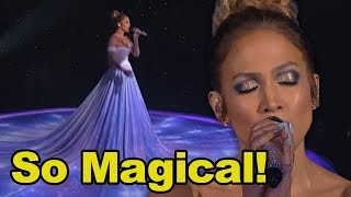 Jennifer Lopez Lights Up The Stage In SPECTACULAR Performance That Will Give You Goosebumps!