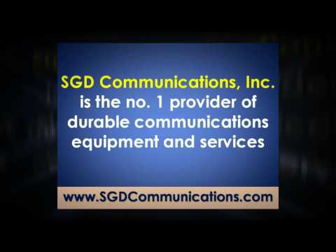 SGD Communications, Inc    Reliable Business Communication Tools and Service