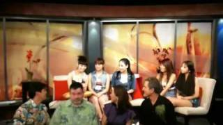 [Real WG] Wonder Girls - WG on Hawaii News Now