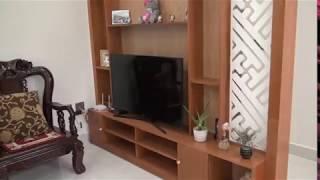 Thiết kế phòng khách đẹp | Vách ngăn phòng khách  đẹp nhất 2018 NTX | Nội Thất Xanh