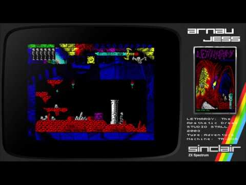LETHARGY: The Apathetic Dream Zx Spectrum