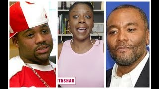 """Damon Dash """"PULLS UP"""" on Lee Daniels in """"PUBLIC"""" and """"DEMANDS"""" His 2 Million Dollar Loan Back"""