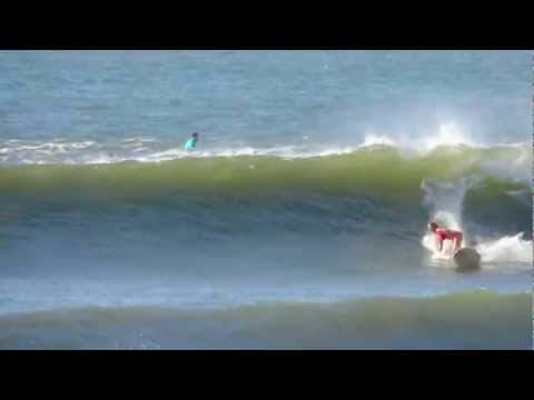 Surfing El Salvador with Mary Osborne and AST Punta Flores Surf Camp and AST Surf Hotel La LIbertad