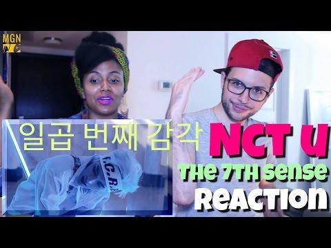 NCT U_일곱 번째 감각 (The 7th Sense) Reaction